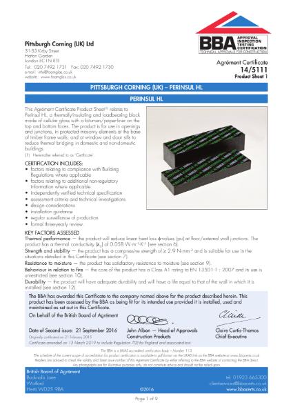 AG145111/Perinsul HL