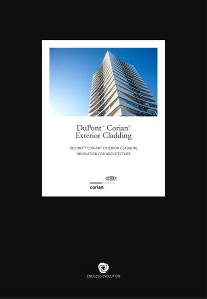 DuPont Corian Exterior Cladding