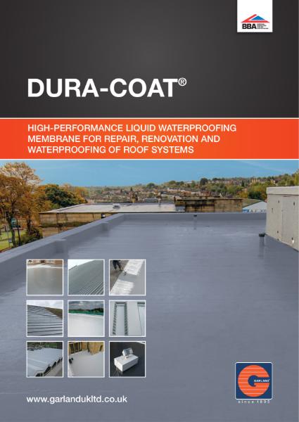 Dura-Coat Liquid Waterproofing System - Garland