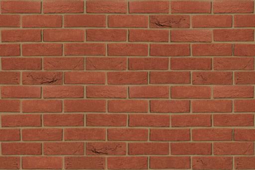 Swanage Handmade Restoration Red - Clay bricks