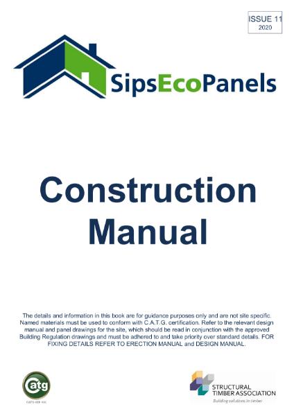 Sips Eco - Construction Manual v11 - 2020