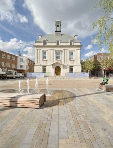 Brentford Market Place