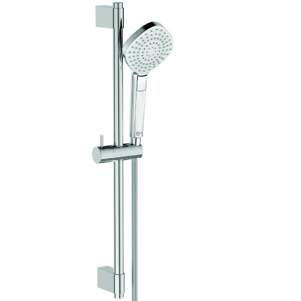 Ideal Rain Evo – Diamond Handshower And Rail Kit 600 1750 If