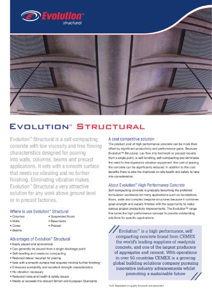 Evolution Structural