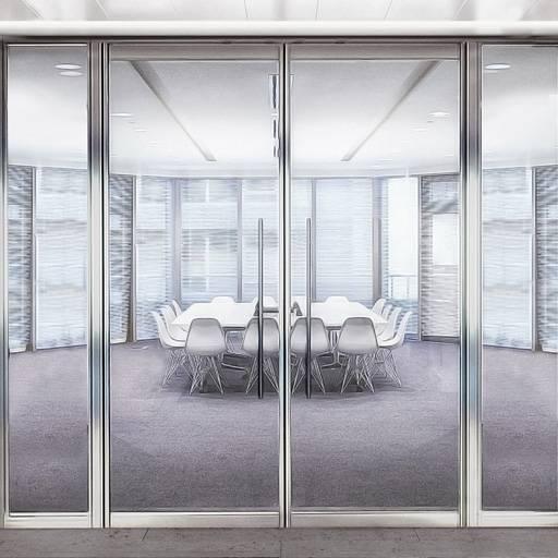 Technishield S/G 30/0 Frameless Door