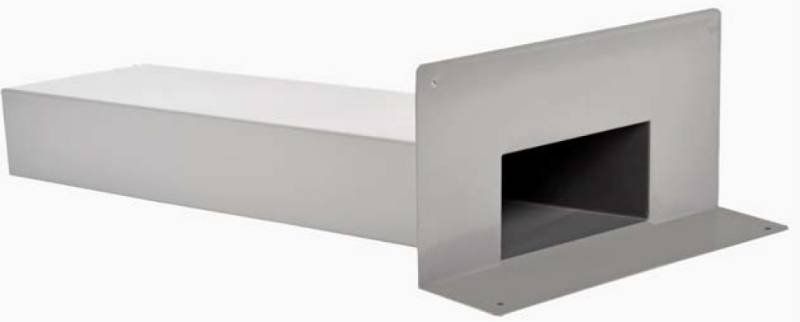 Sarnafil® Box Scuppers PVC