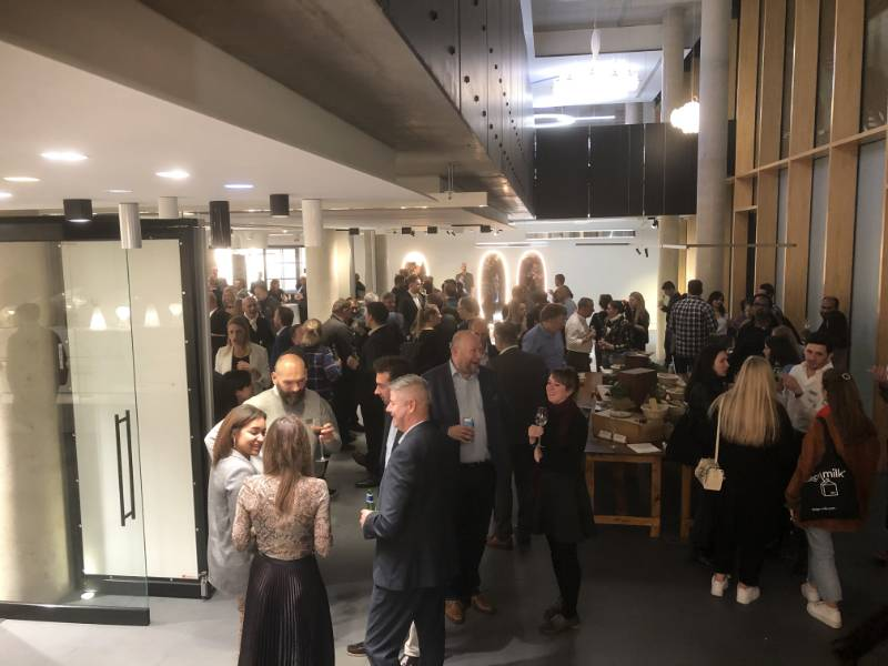 Style's New London Showroom Launch a Huge Success