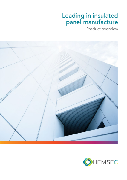 Hemsec Manufacturing Insulated Panel Product Overview Brochure