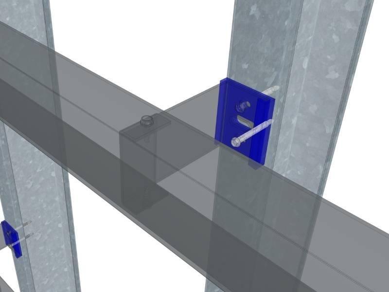 FastFrame - Horizontal rail system