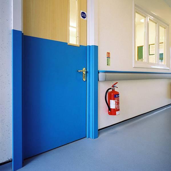 CS Acrovyn® Door Protection
