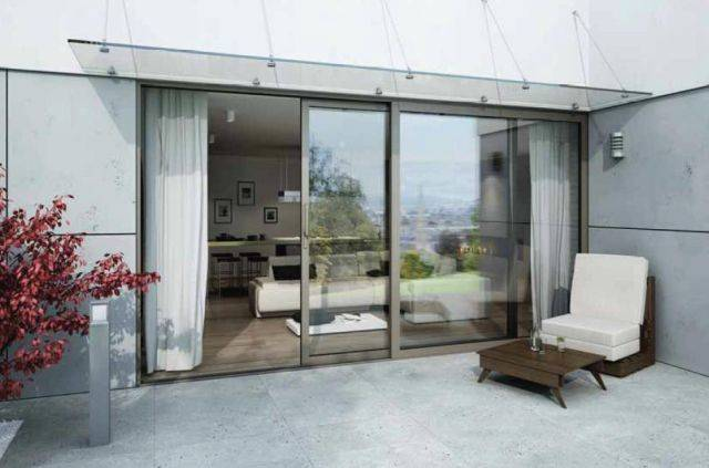 MB-59HS And MB-59HS HI Lift And Slide Doors