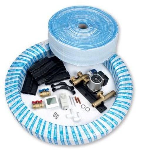 Hep2O Underfloor Heating - Room Packs
