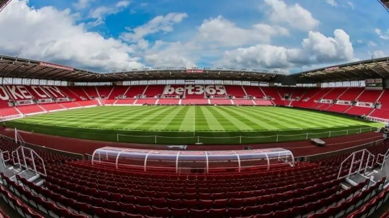 Stoke City Football Club, Bet 365 Stadium - Hi-Dro Boost