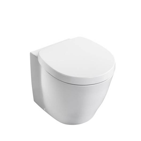 Concept Freedom XL Back-to-wall Raised Height WC Suite