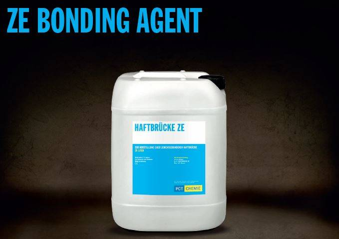 ZE Bonding Agent for Cementitious Substrates