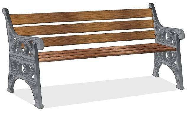 ASF 502 Cast Iron Seat