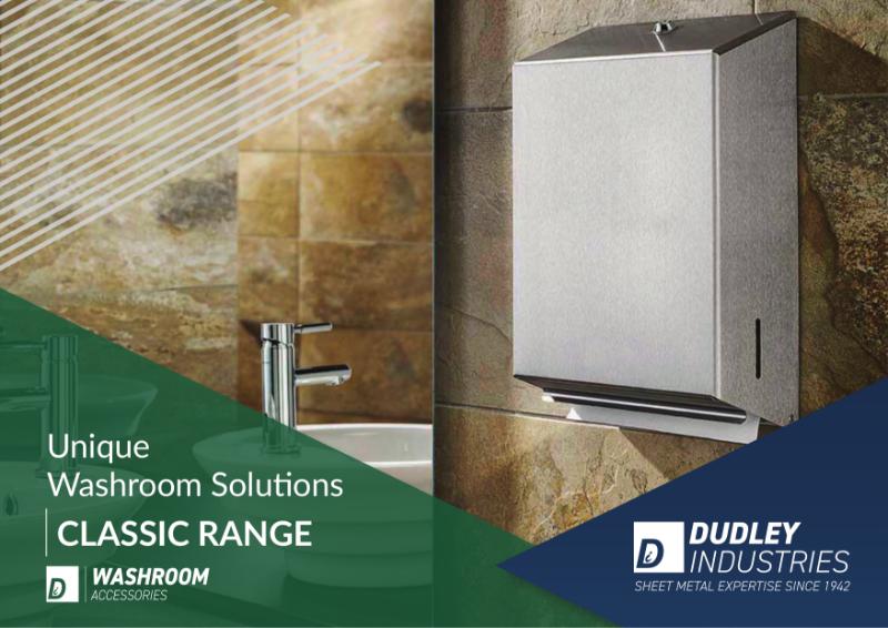 DI Classic Range Washroom Dispenser Brochure