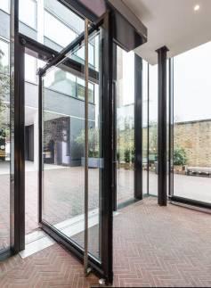 Elegance Balanced Door