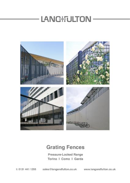 Grating Fences: Premium Range