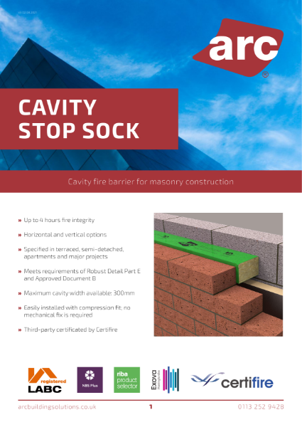 ARC Cavity Stop Sock