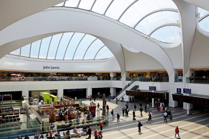Ultrascape Helps to Deliver World Class Transport Hub