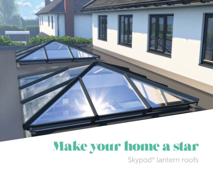Skypod Lantern Roof Consumer Brochure