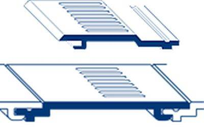 Tee Gee Polo Ventilated Soffit Boards