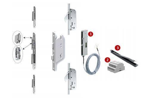 Winkhaus AV3-E Electronic Multipoint Deadlock (HUKP-0403-05)