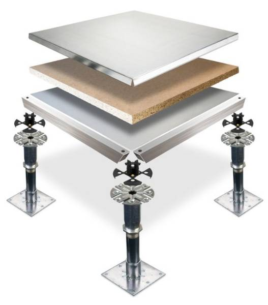 Extra Heavy Grade Access Floor System
