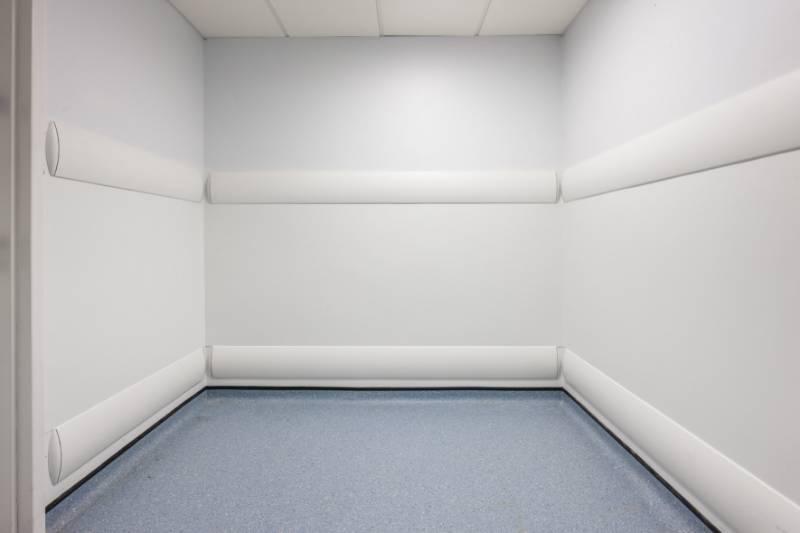 Wall Protection - BMI Healthcare Facility