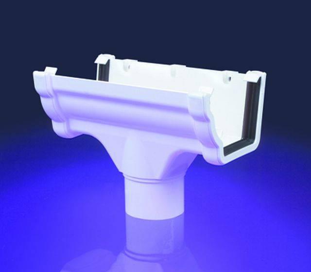 Niagara PVC-U gutters