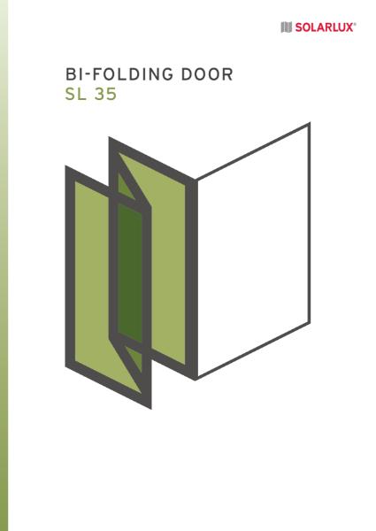 Bi-Folding-Door - SL 35