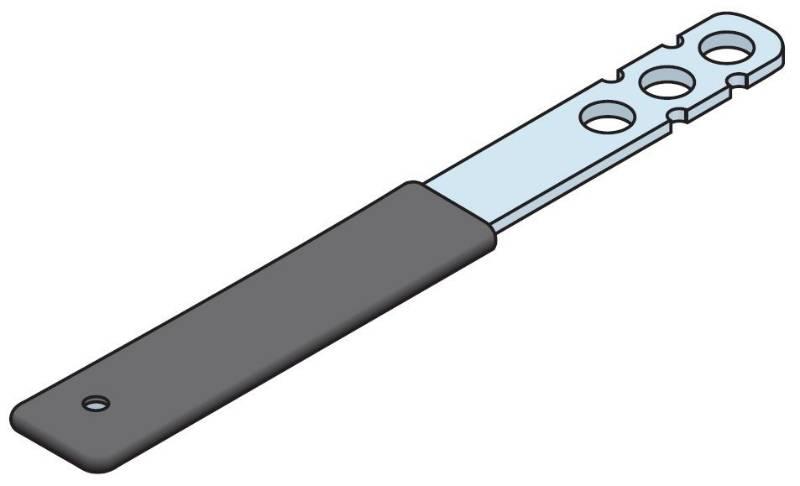 Ancon PPS Movement Tie - 2D Detail