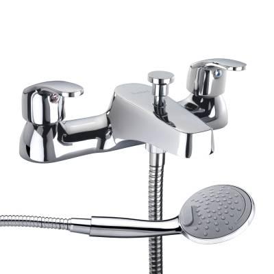X52 Low Flow Bath Shower Mixer