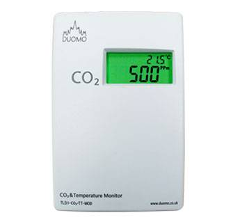 TLD1 – Carbon Dioxide & Temperature Monitor
