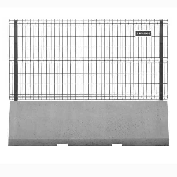 Publifor HVM Standard Bay- Metal mesh fence panel