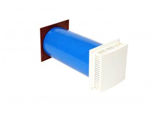 Glidevale Protect Fresh 90 dB Acoustic Wall Ventilator