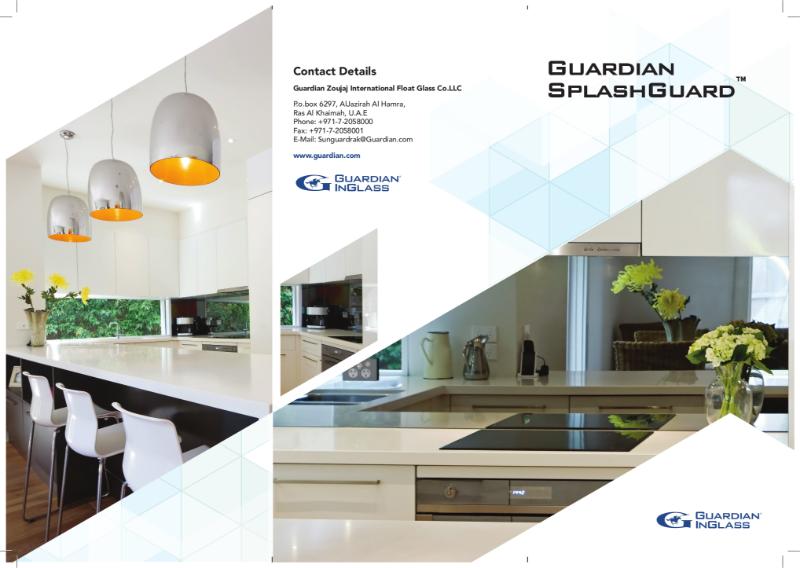 InGlass® Product flyers - SplashGuard Flyer