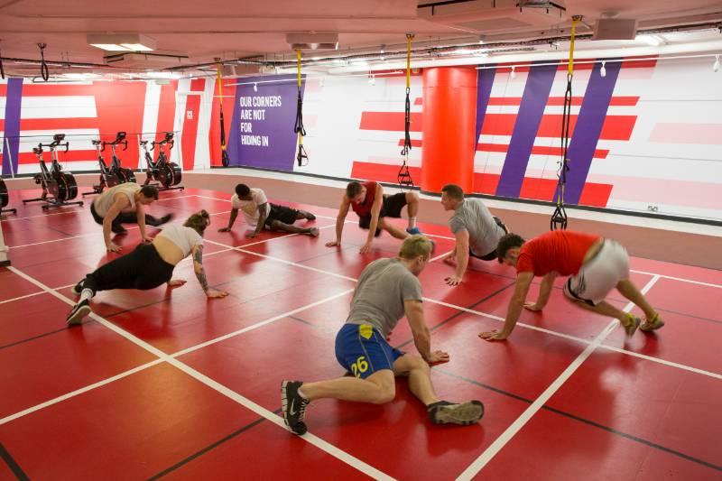 Virgin Active Health Club