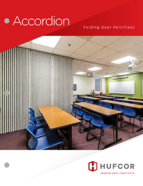 HUFCOR Accordion Folding Partitions
