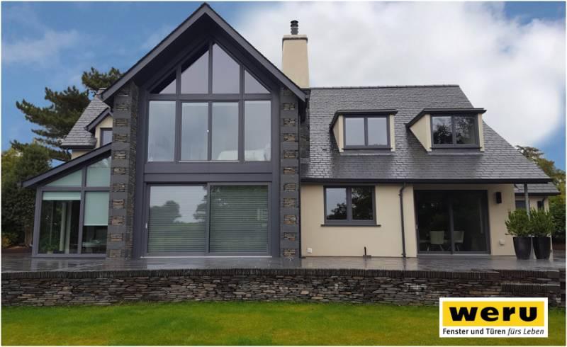 New Build Project in Cumbria