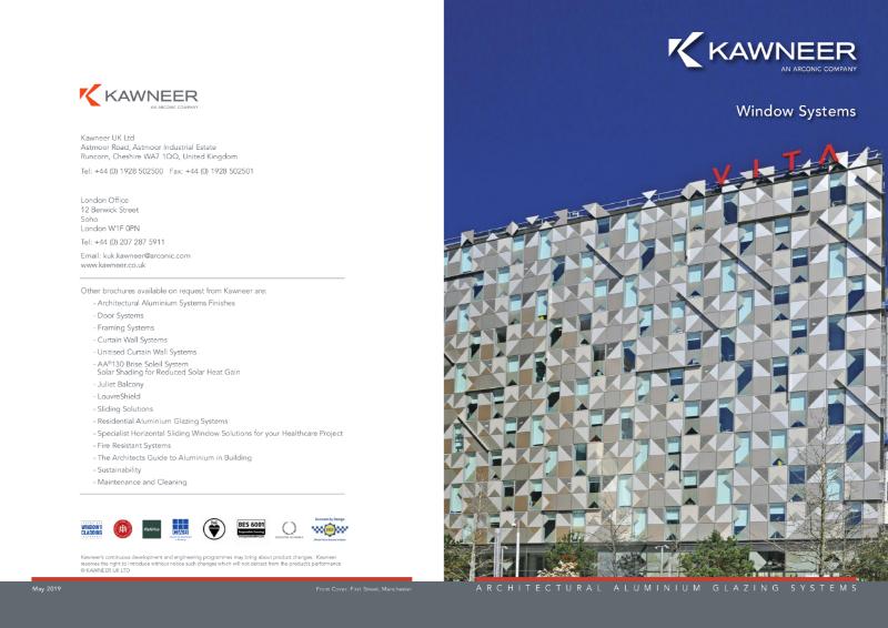 Kawneer Window Systems Brochure