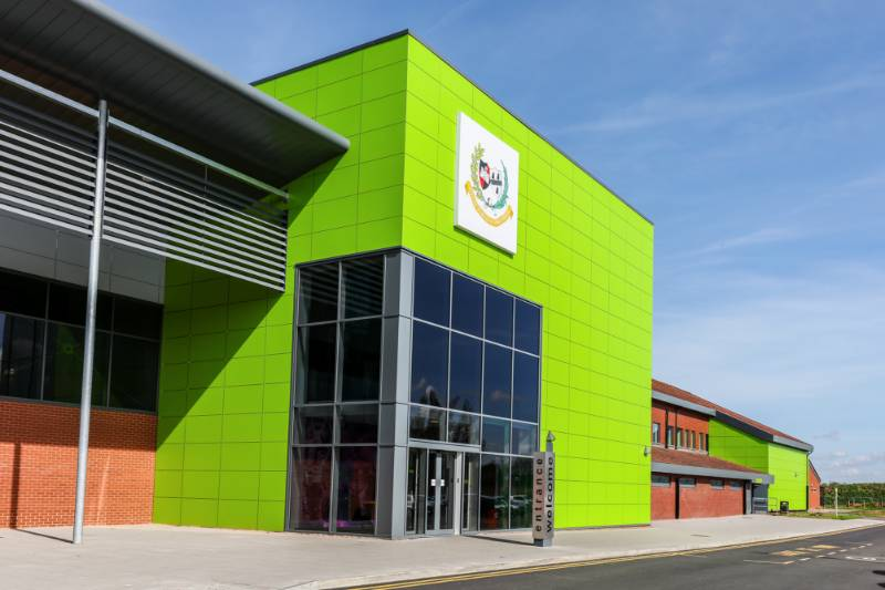 Perdiswell Leisure Centre - Worcester