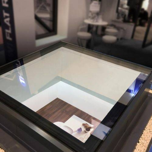 Atlas Flat Glass Rooflight