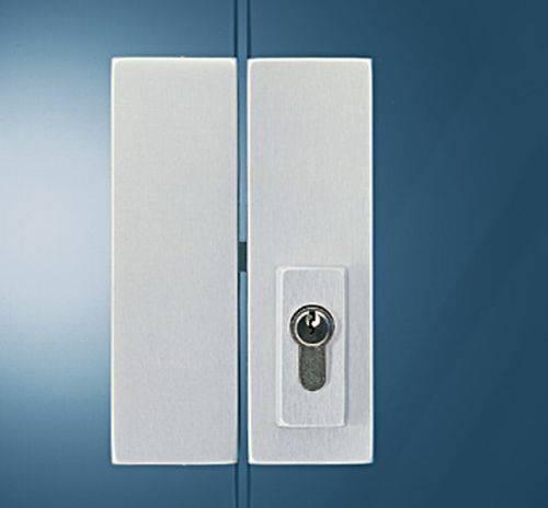 SG Centre locks (glass cut-out)