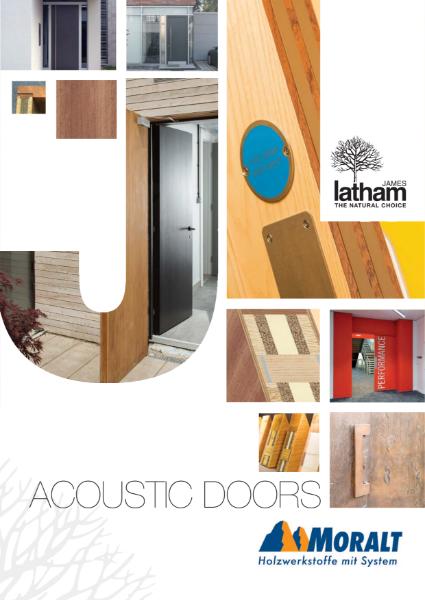 Doors - Acoustic Doors Brochure