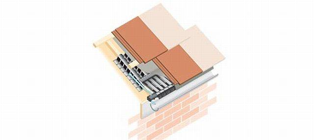 Universal 25 mm Eaves Ventilation System