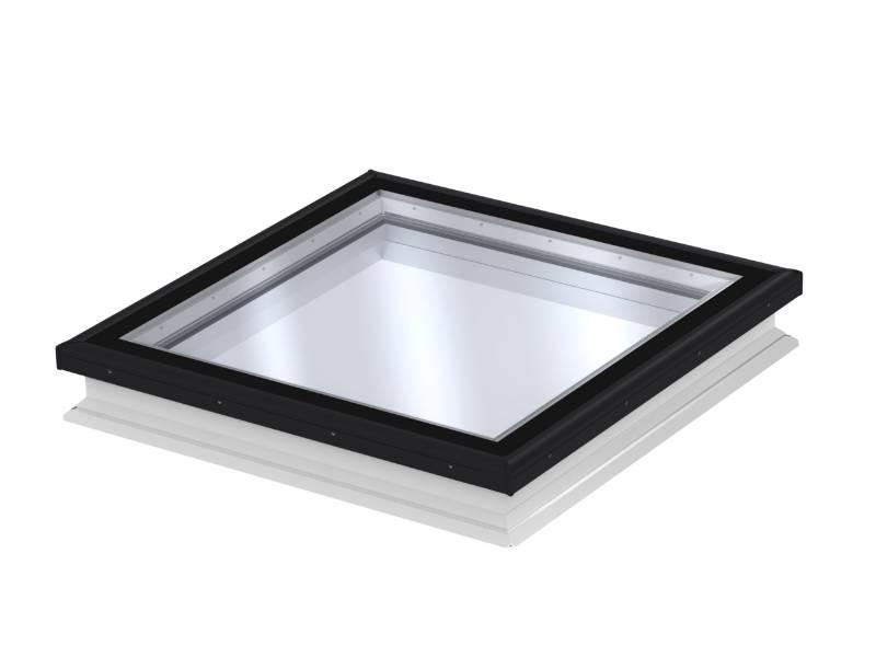 CFP Fixed Flat Roof Window, Flat Glass
