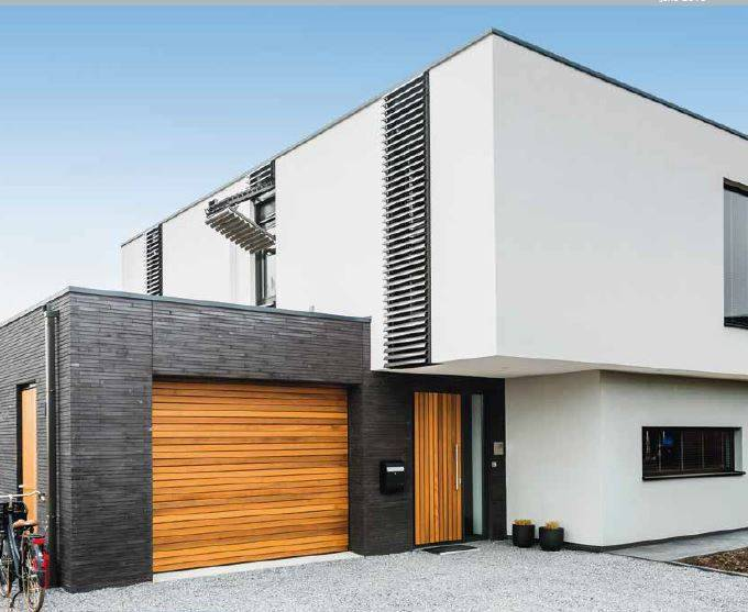 Cilium®: hyper-modern homes with a hint of the Middle Ages
