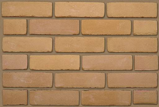 Southwark Yellow Stock - Clay bricks